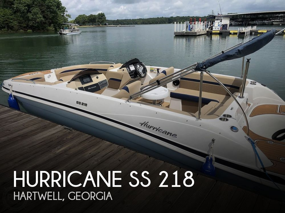 2019 HURRICANE SS 218 for sale
