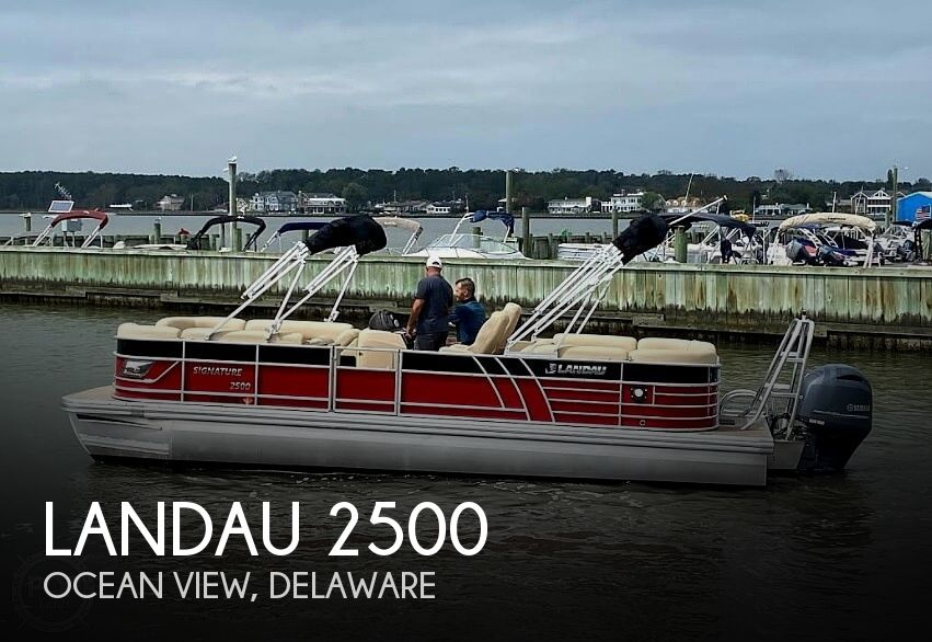 2019 Landau boat for sale, model of the boat is 2500 SIGNATURE CRUISE & Image # 1 of 40