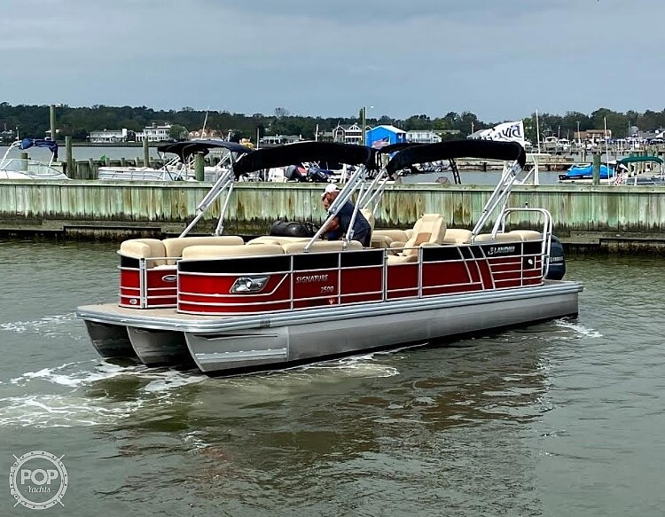 2019 Landau boat for sale, model of the boat is 2500 SIGNATURE CRUISE & Image # 4 of 40