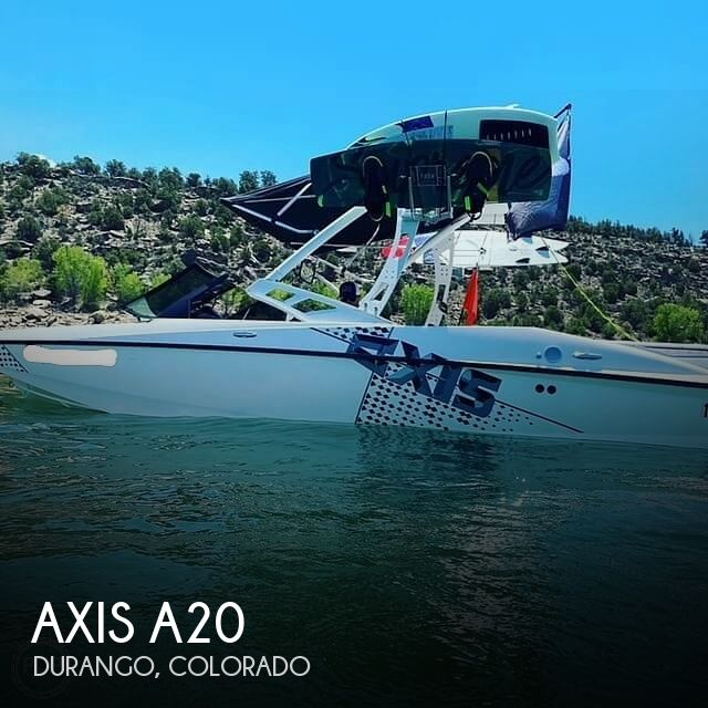 2012 AXIS A20 for sale