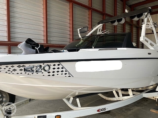2012 Axis boat for sale, model of the boat is A20 & Image # 4 of 13