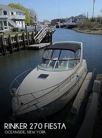 Used Rinker 270 Fiesta Boats For Sale by owner | 2001 Rinker 270 Fiesta