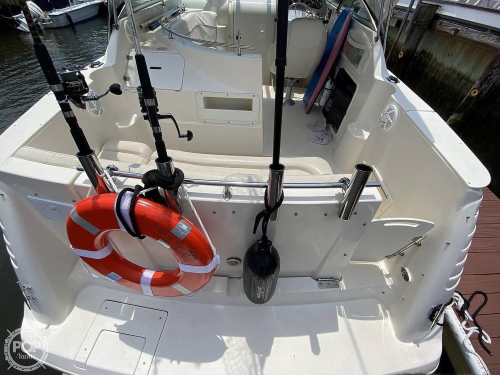 2001 Rinker boat for sale, model of the boat is 270 Fiesta Vee & Image # 16 of 40