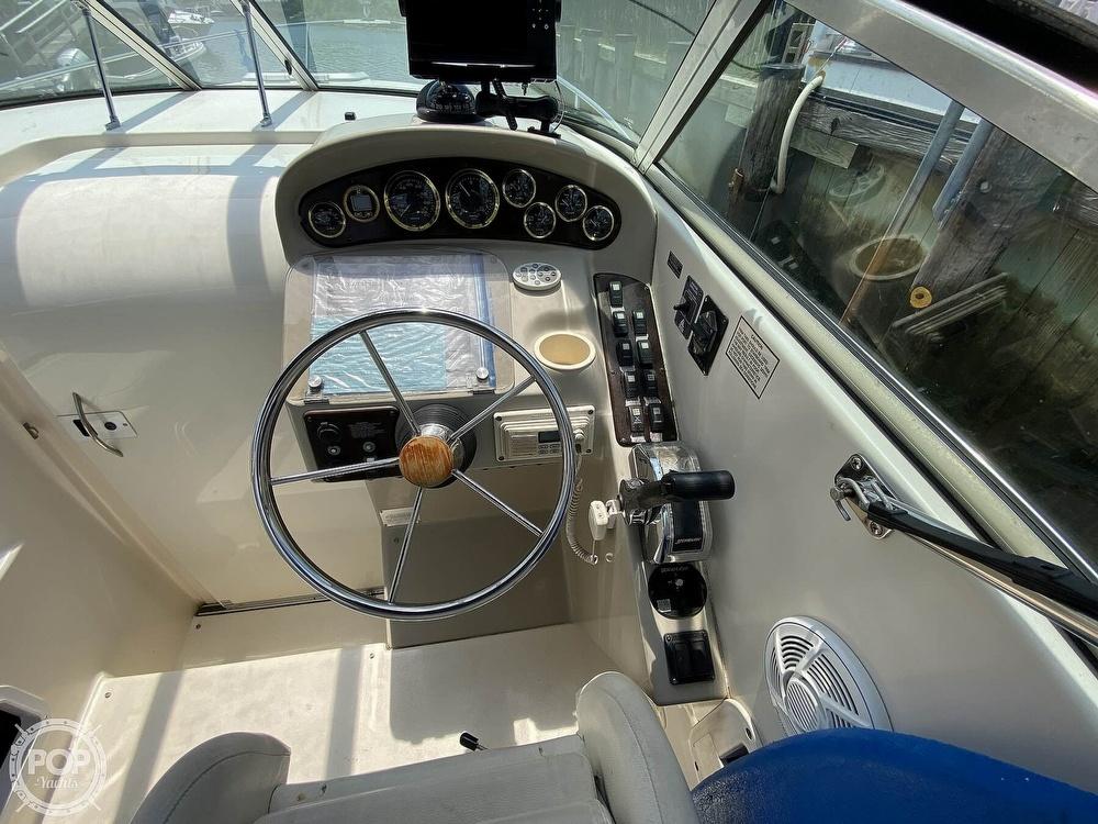 2001 Rinker boat for sale, model of the boat is 270 Fiesta Vee & Image # 4 of 40