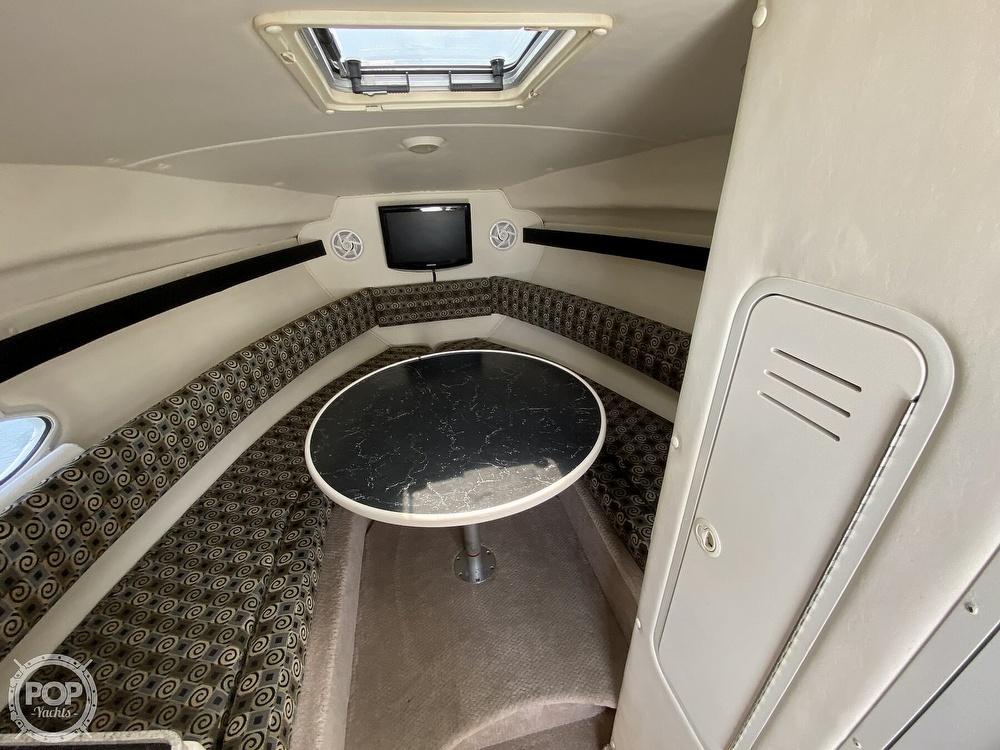 2001 Rinker boat for sale, model of the boat is 270 Fiesta Vee & Image # 6 of 40