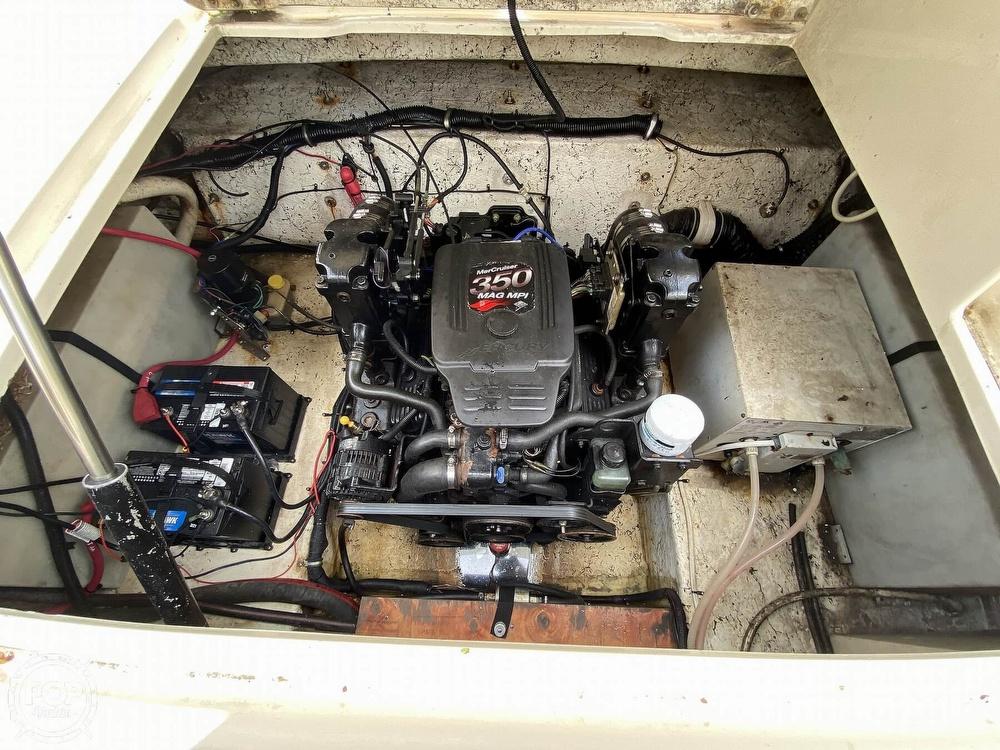 2001 Rinker boat for sale, model of the boat is 270 Fiesta Vee & Image # 13 of 40