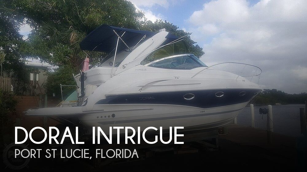 Used Power boats For Sale in Palm Bay, Florida by owner | 2009 Doral Express 30