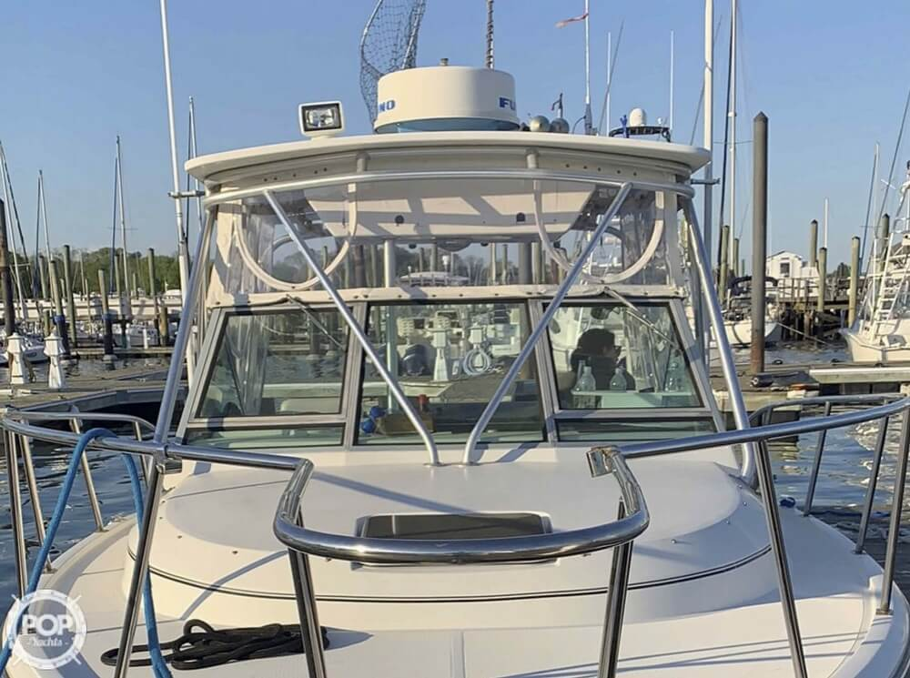 1990 Tiara Yachts boat for sale, model of the boat is 2700 Pursuit Open & Image # 2 of 25