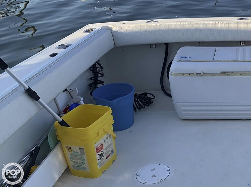 1990 Tiara Yachts boat for sale, model of the boat is 2700 Pursuit Open & Image # 9 of 25