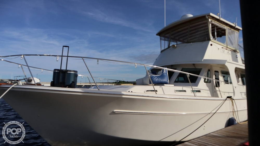 1997 Bruce Roberts boat for sale, model of the boat is 46 Long Range & Image # 10 of 40