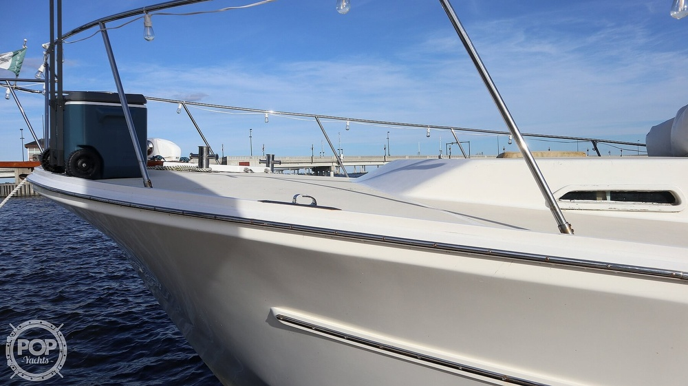 1997 Bruce Roberts boat for sale, model of the boat is 46 Long Range & Image # 11 of 40