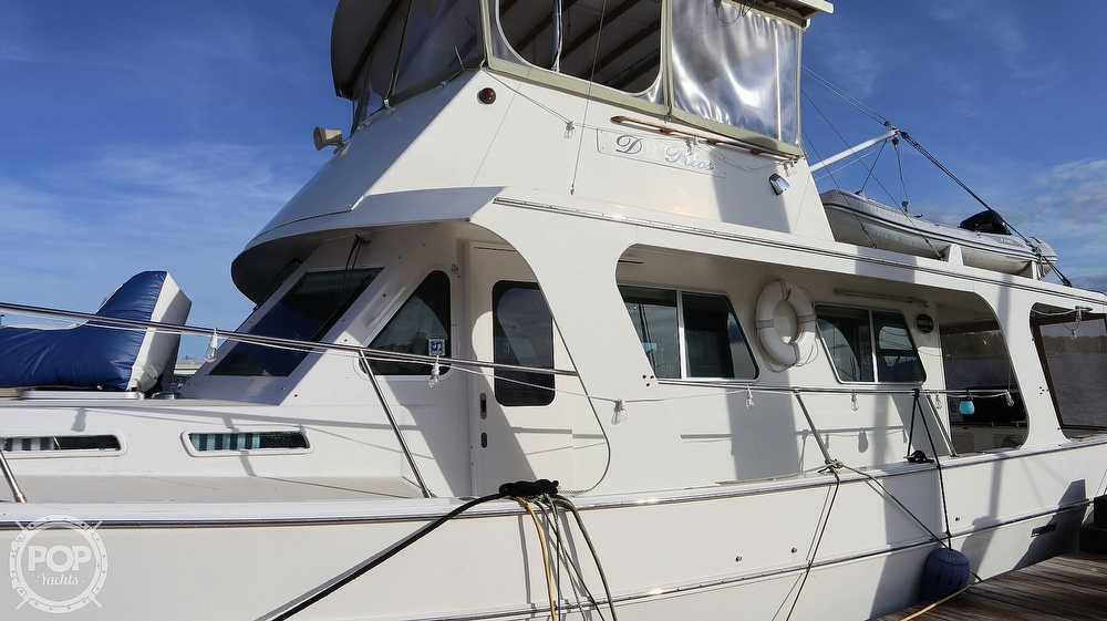 1997 Bruce Roberts boat for sale, model of the boat is 46 Long Range & Image # 14 of 40