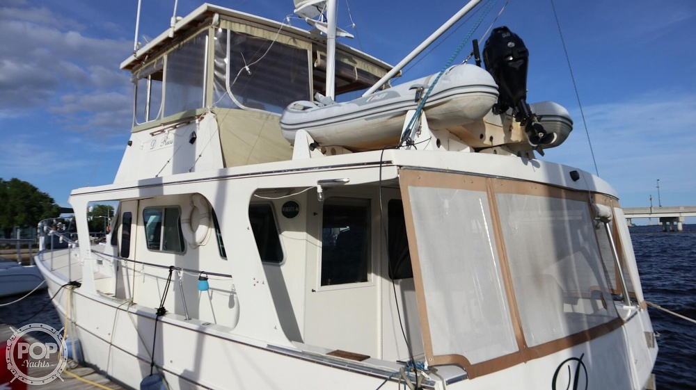1997 Bruce Roberts boat for sale, model of the boat is 46 Long Range & Image # 17 of 40