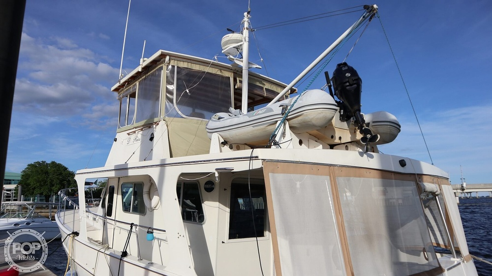 1997 Bruce Roberts boat for sale, model of the boat is 46 Long Range & Image # 19 of 40