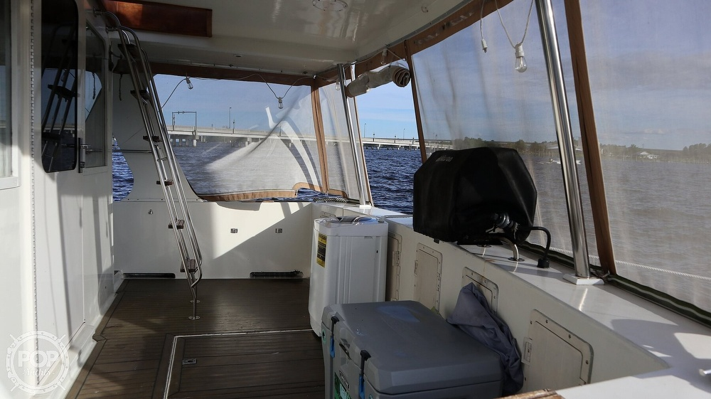 1997 Bruce Roberts boat for sale, model of the boat is 46 Long Range & Image # 21 of 40
