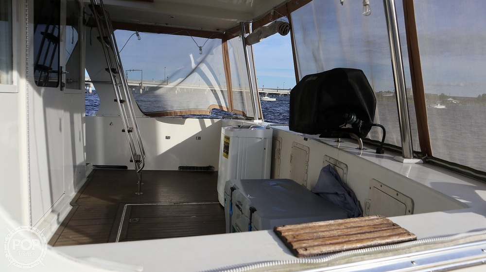 1997 Bruce Roberts boat for sale, model of the boat is 46 Long Range & Image # 22 of 40