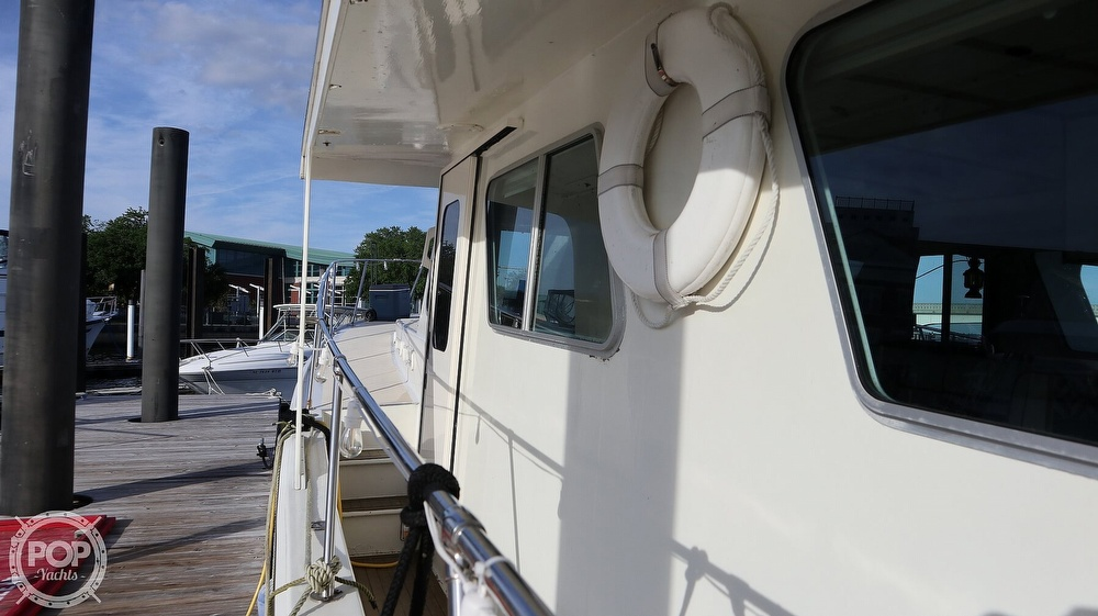 1997 Bruce Roberts boat for sale, model of the boat is 46 Long Range & Image # 28 of 40