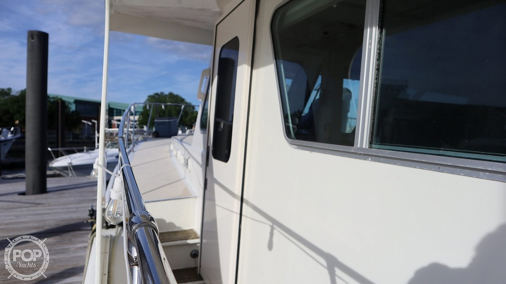 1997 Bruce Roberts boat for sale, model of the boat is 46 Long Range & Image # 29 of 40