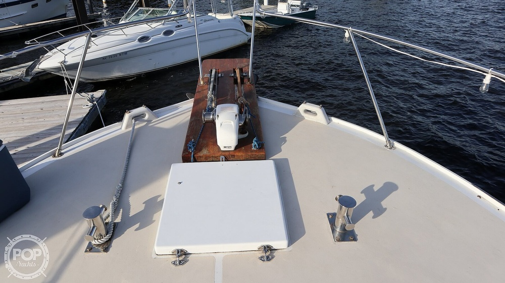 1997 Bruce Roberts boat for sale, model of the boat is 46 Long Range & Image # 31 of 40