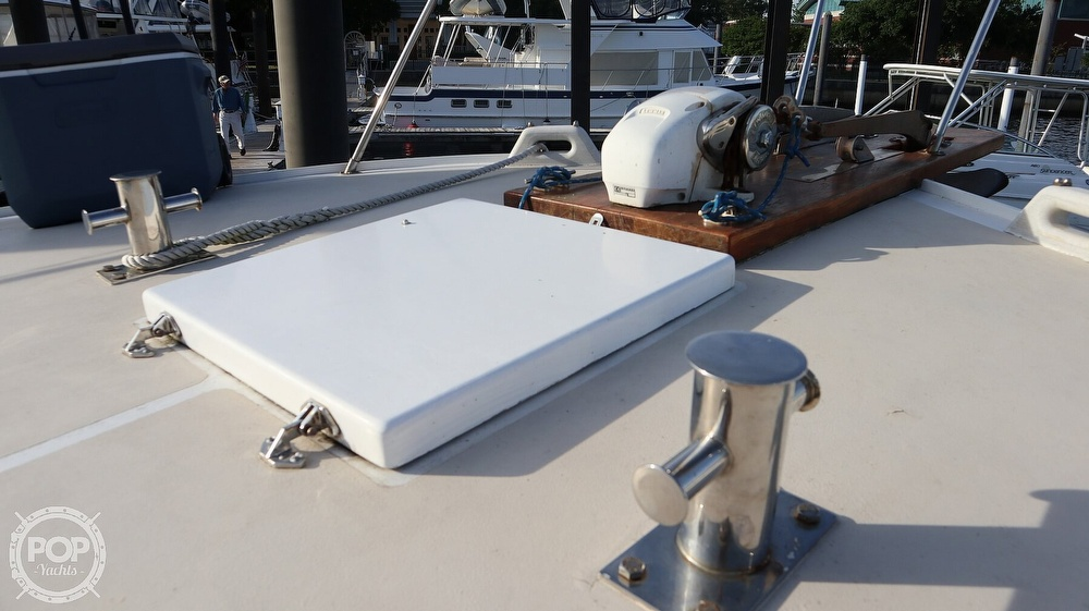 1997 Bruce Roberts boat for sale, model of the boat is 46 Long Range & Image # 33 of 40