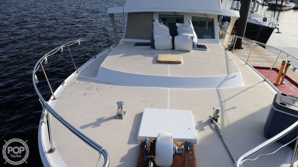 1997 Bruce Roberts boat for sale, model of the boat is 46 Long Range & Image # 36 of 40