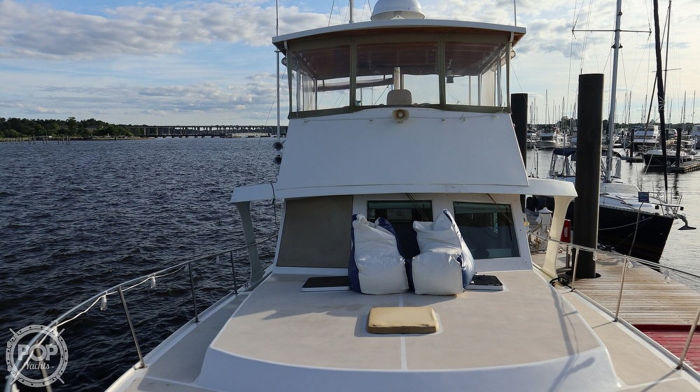 1997 Bruce Roberts boat for sale, model of the boat is 46 Long Range & Image # 37 of 40