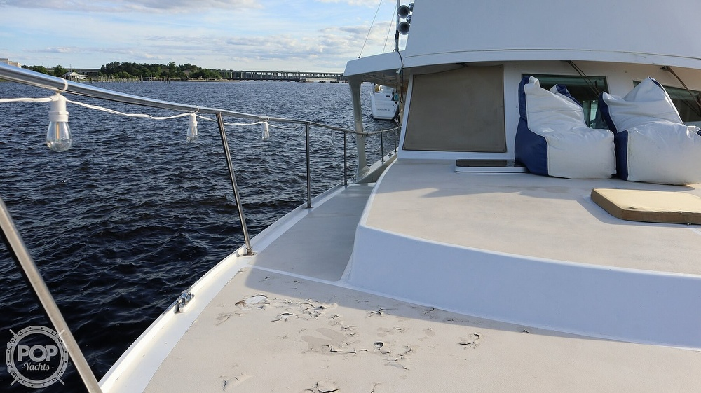 1997 Bruce Roberts boat for sale, model of the boat is 46 Long Range & Image # 38 of 40