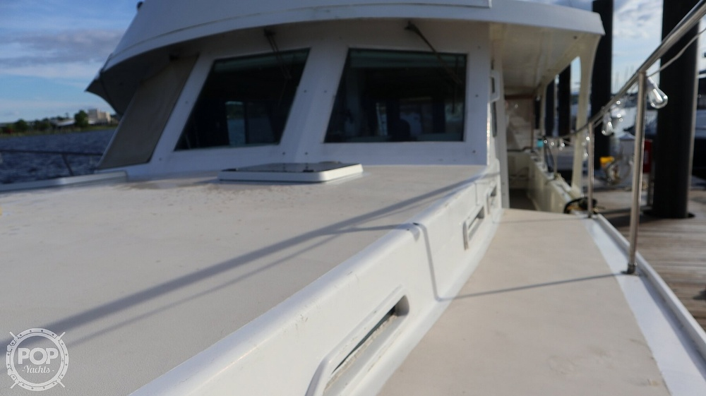 1997 Bruce Roberts boat for sale, model of the boat is 46 Long Range & Image # 40 of 40