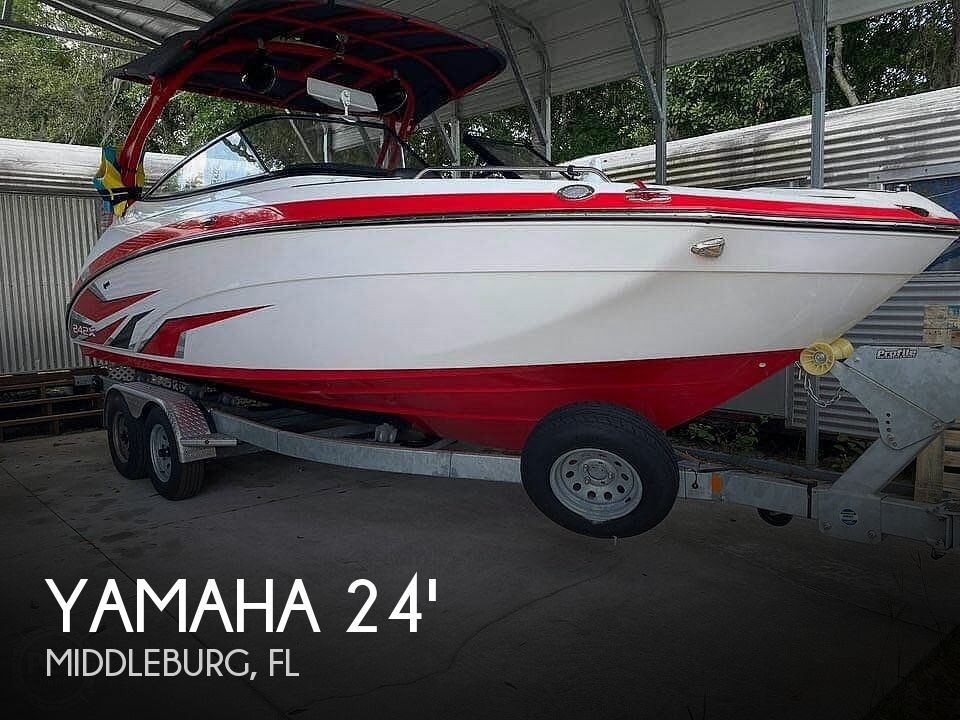 Used Yamaha Boats For Sale by owner | 2020 Yamaha 242x e-series