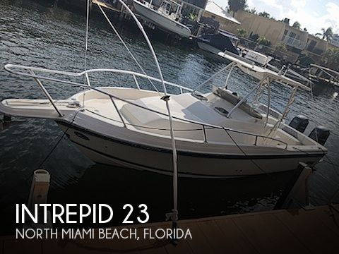 Used INTREPID Boats For Sale by owner   1992 Intrepid 25