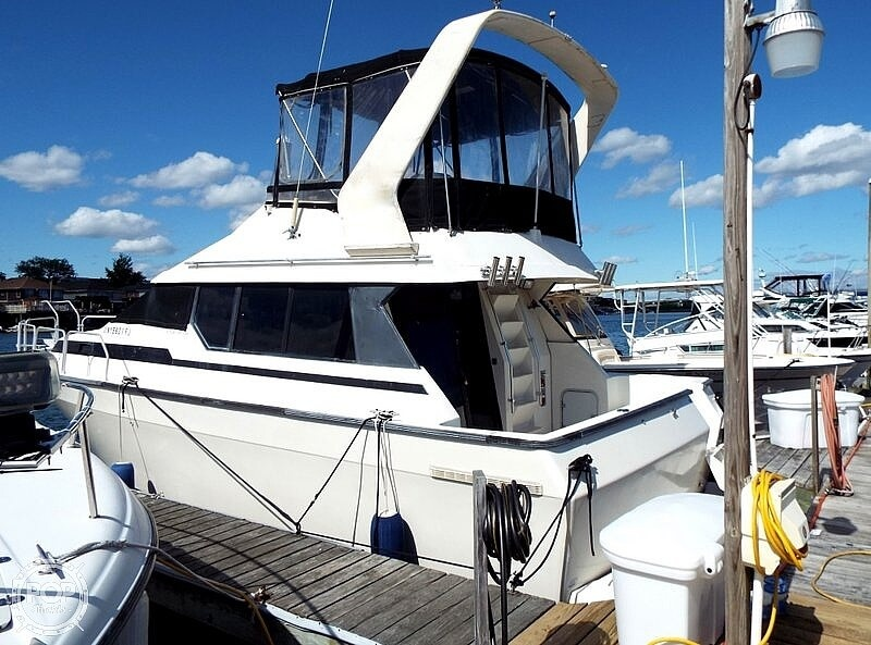 1989 Mainship boat for sale, model of the boat is 35 & Image # 2 of 40
