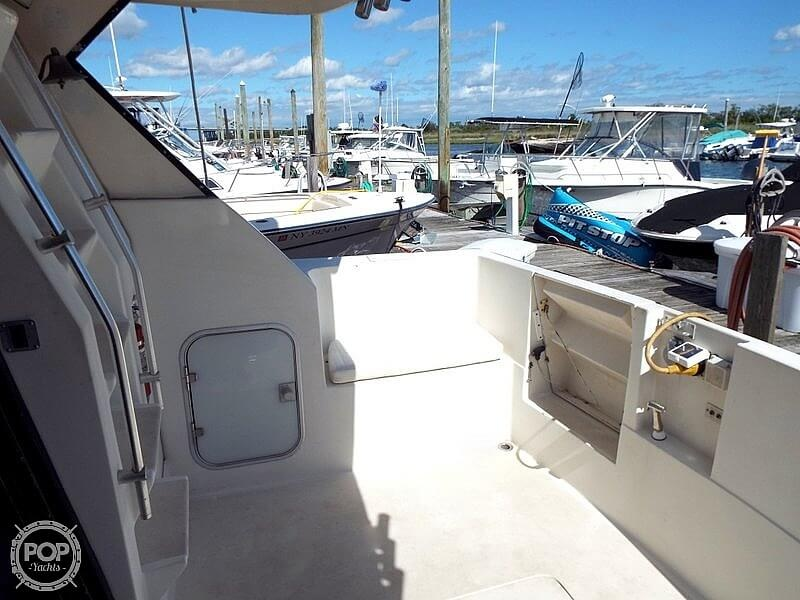 1989 Mainship boat for sale, model of the boat is 35 & Image # 3 of 40