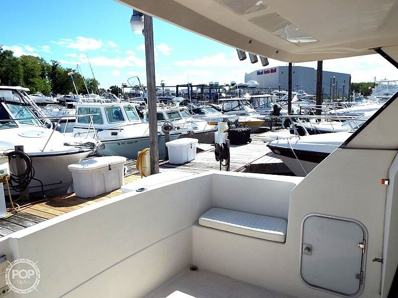 1989 Mainship boat for sale, model of the boat is 35 & Image # 4 of 40