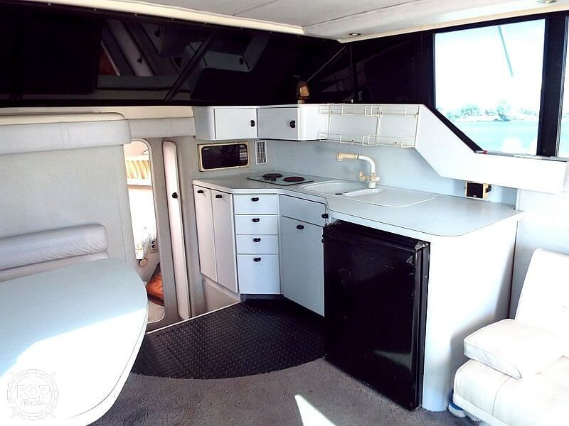1989 Mainship boat for sale, model of the boat is 35 & Image # 10 of 40