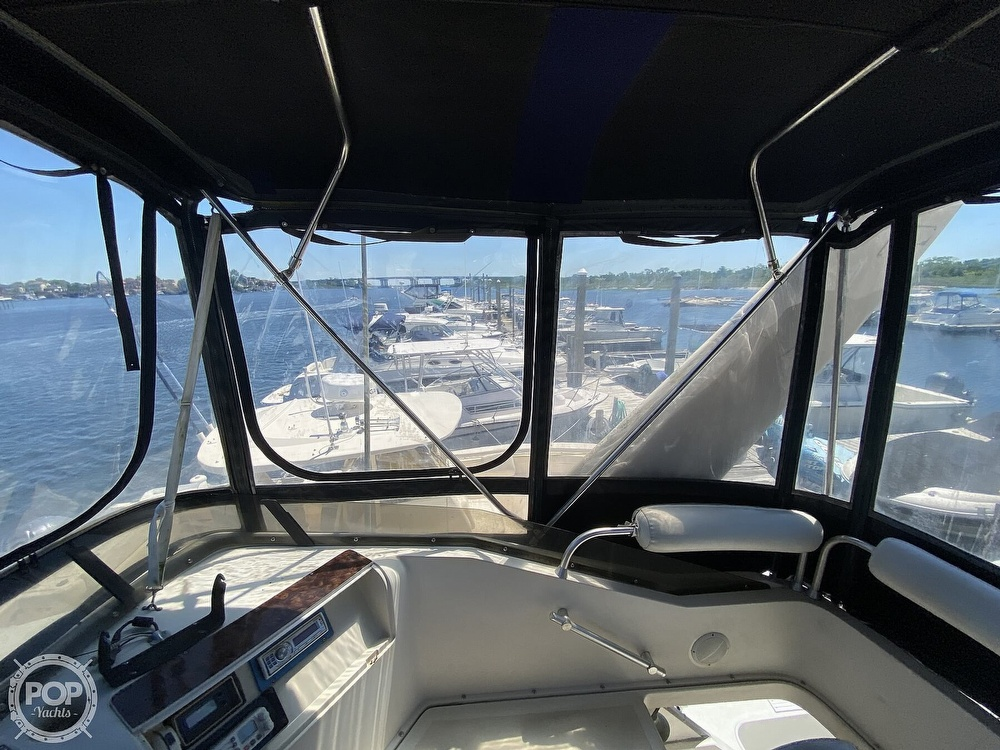 1989 Mainship boat for sale, model of the boat is 35 & Image # 15 of 40