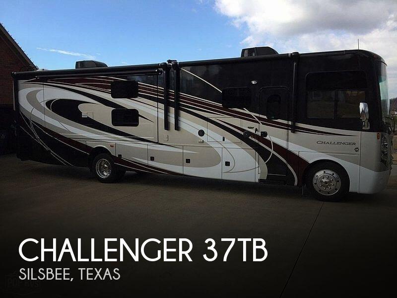2016 Thor Motor Coach Challenger 37TB
