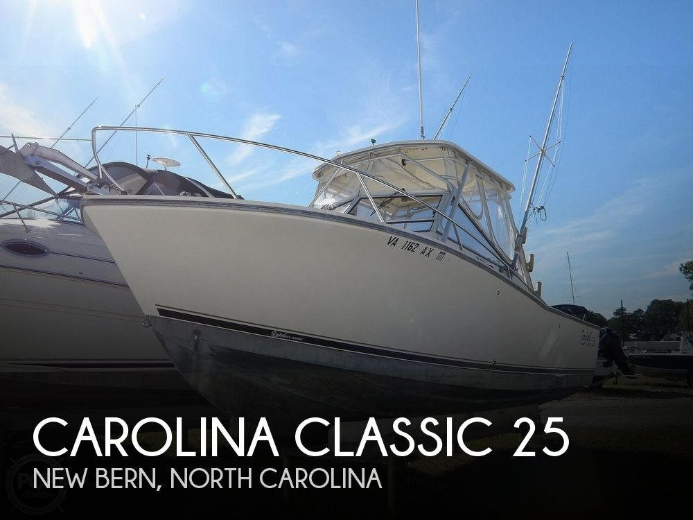 1998 Carolina Classic Classic 25