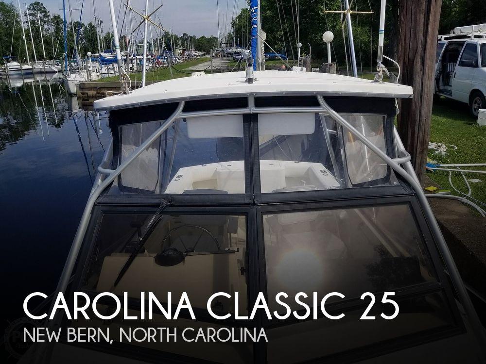 1998 CAROLINA CLASSIC 25 for sale