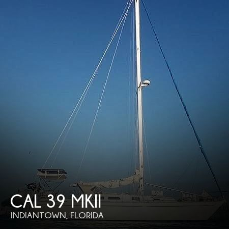 1978 CAL boat for sale, model of the boat is 39 MkII & Image # 1 of 13