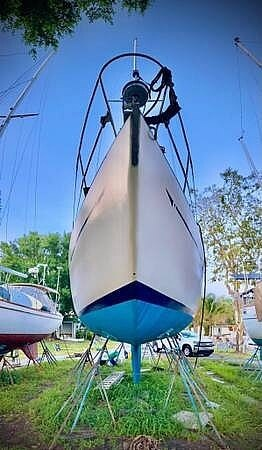 1978 CAL boat for sale, model of the boat is 39 MkII & Image # 6 of 13