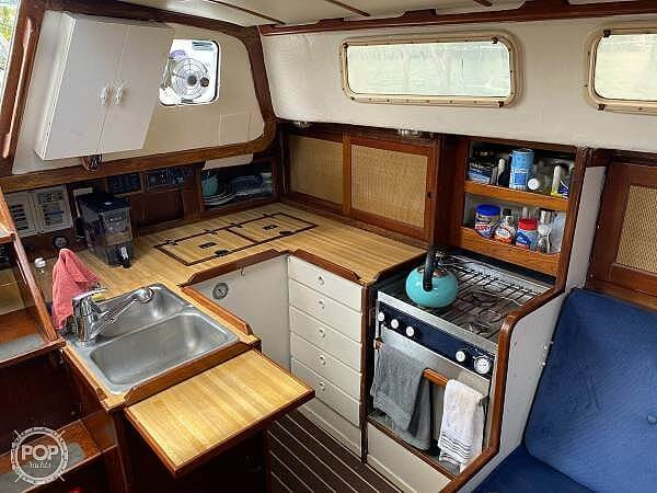 1978 CAL boat for sale, model of the boat is 39 MkII & Image # 8 of 13