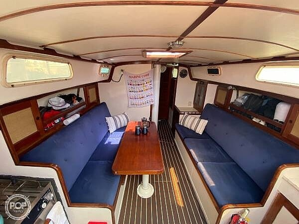 1978 CAL boat for sale, model of the boat is 39 MkII & Image # 12 of 13