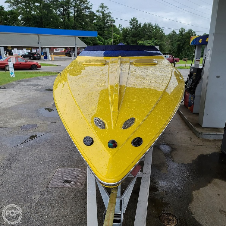2002 Baja boat for sale, model of the boat is 33 Outlaw & Image # 21 of 40