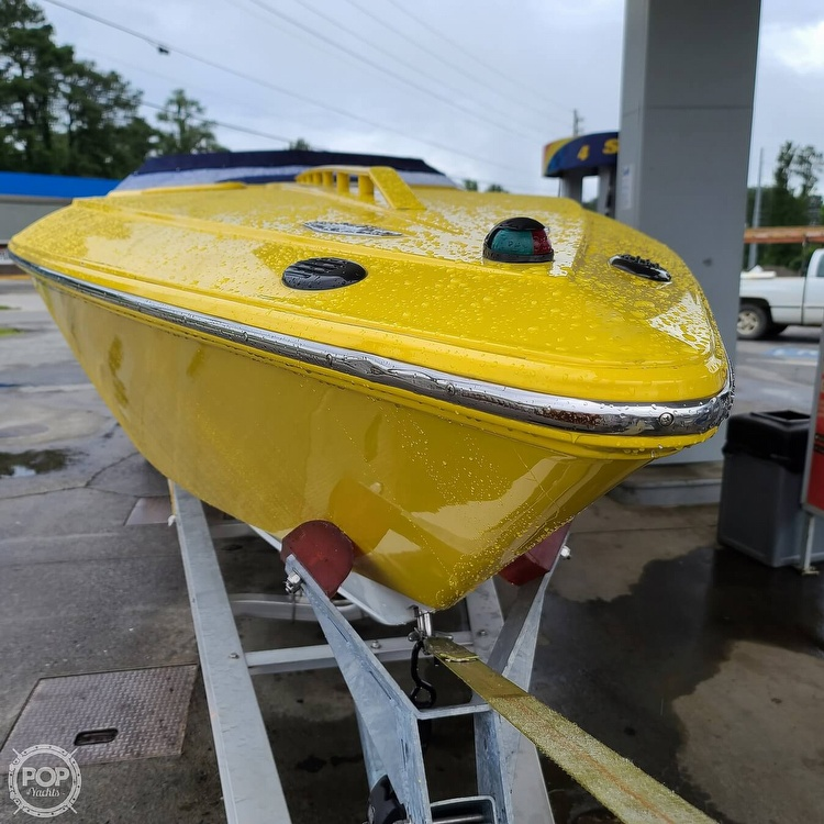 2002 Baja boat for sale, model of the boat is 33 Outlaw & Image # 23 of 40