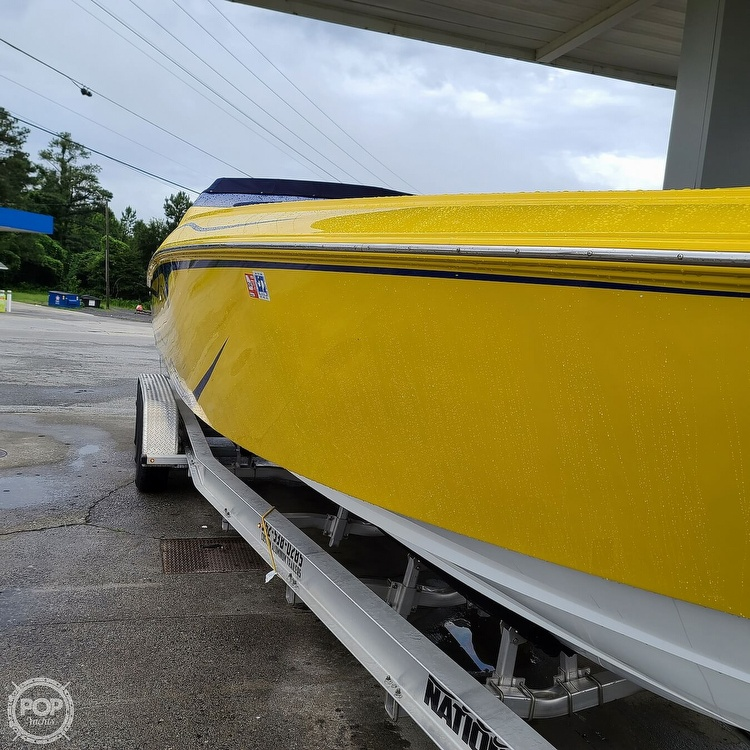 2002 Baja boat for sale, model of the boat is 33 Outlaw & Image # 27 of 40