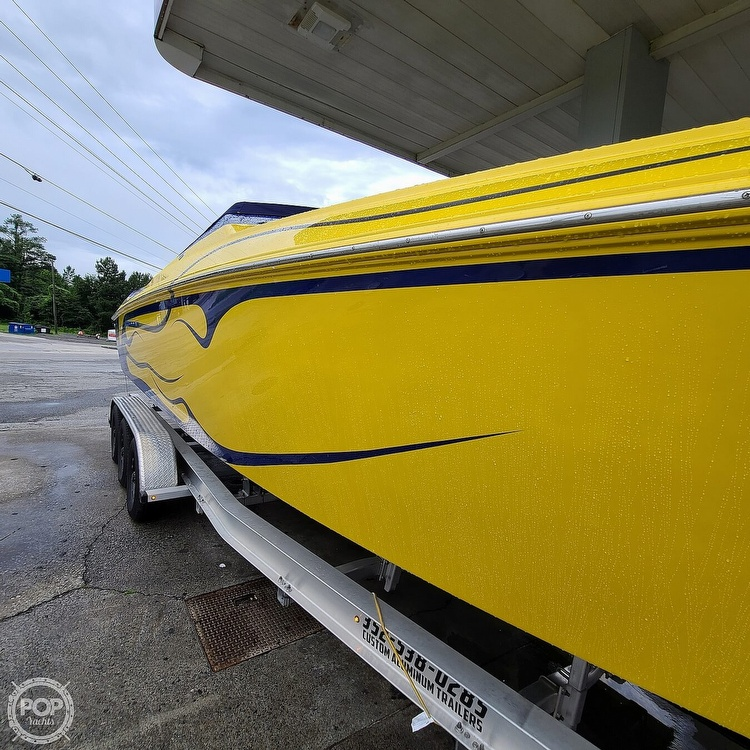 2002 Baja boat for sale, model of the boat is 33 Outlaw & Image # 30 of 40