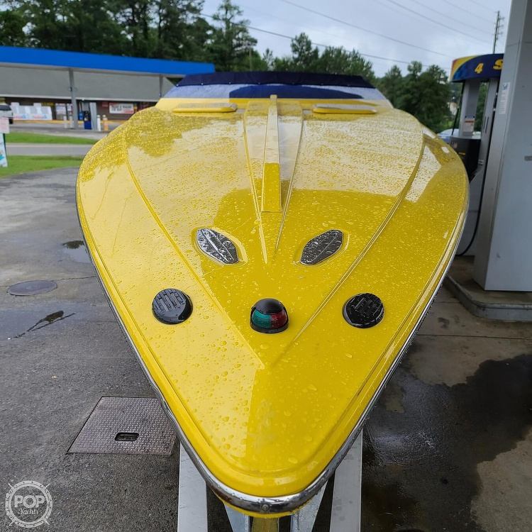 2002 Baja boat for sale, model of the boat is 33 Outlaw & Image # 35 of 40