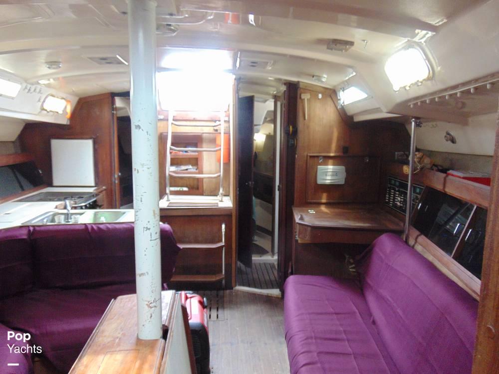 1985 Hunter boat for sale, model of the boat is 40 Legend & Image # 8 of 40