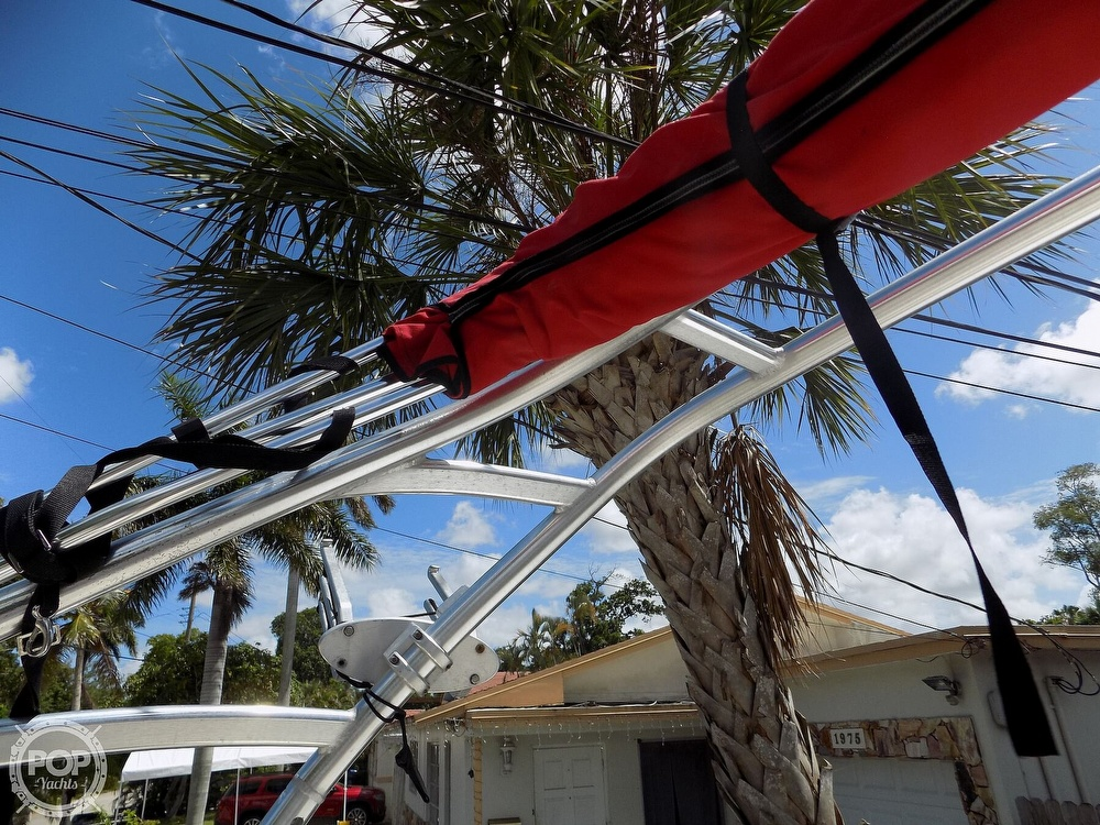 2006 Chaparral boat for sale, model of the boat is 210 SSI & Image # 29 of 40