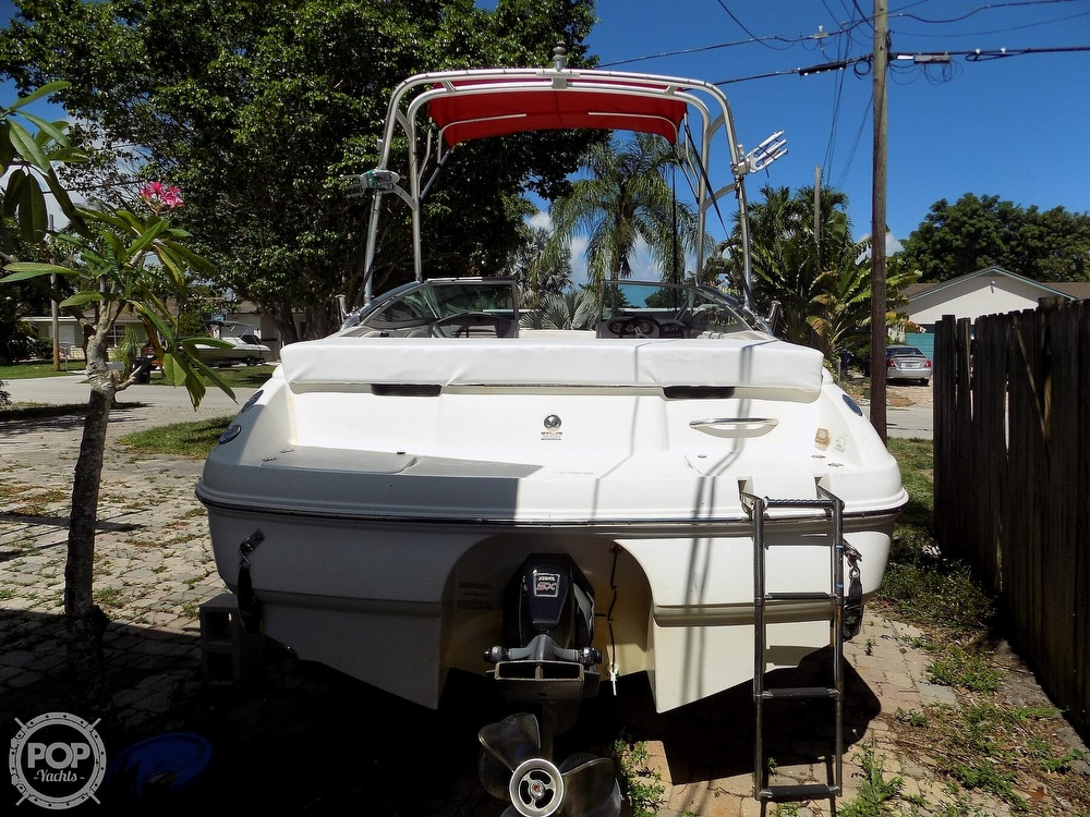 2006 Chaparral boat for sale, model of the boat is 210 SSI & Image # 8 of 40